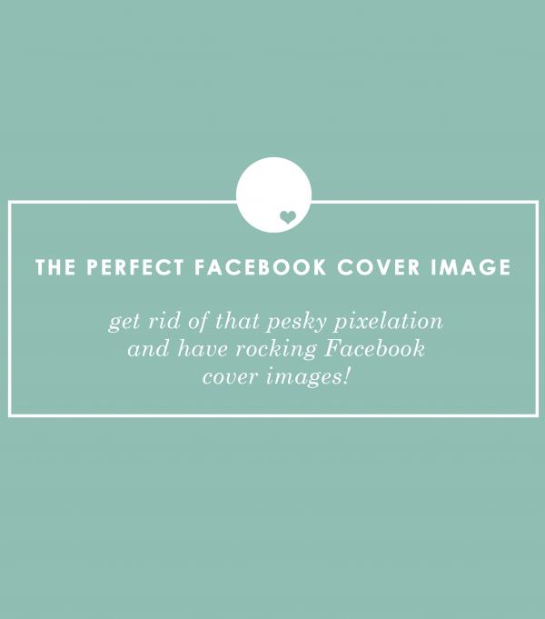 Facebook Timeline Cover Photo | Reducing pixelation
