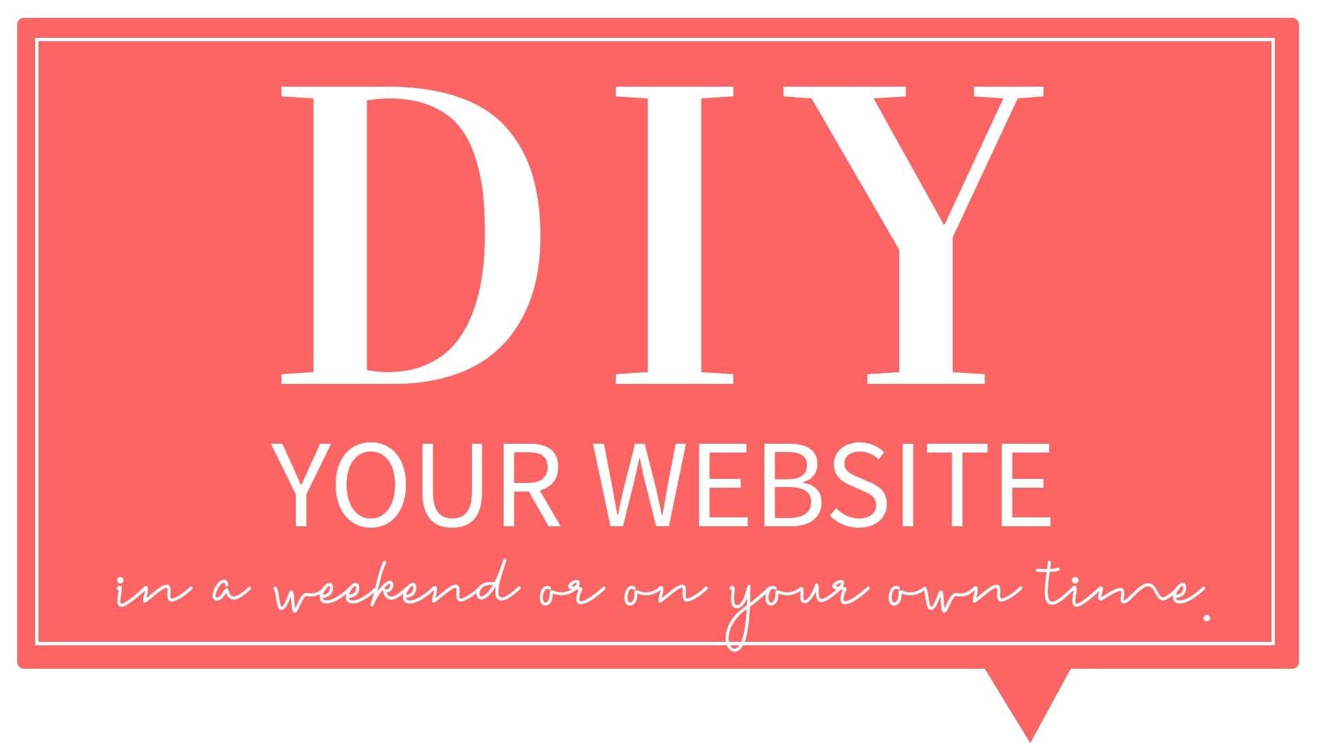 DIY Your Website with WordPress