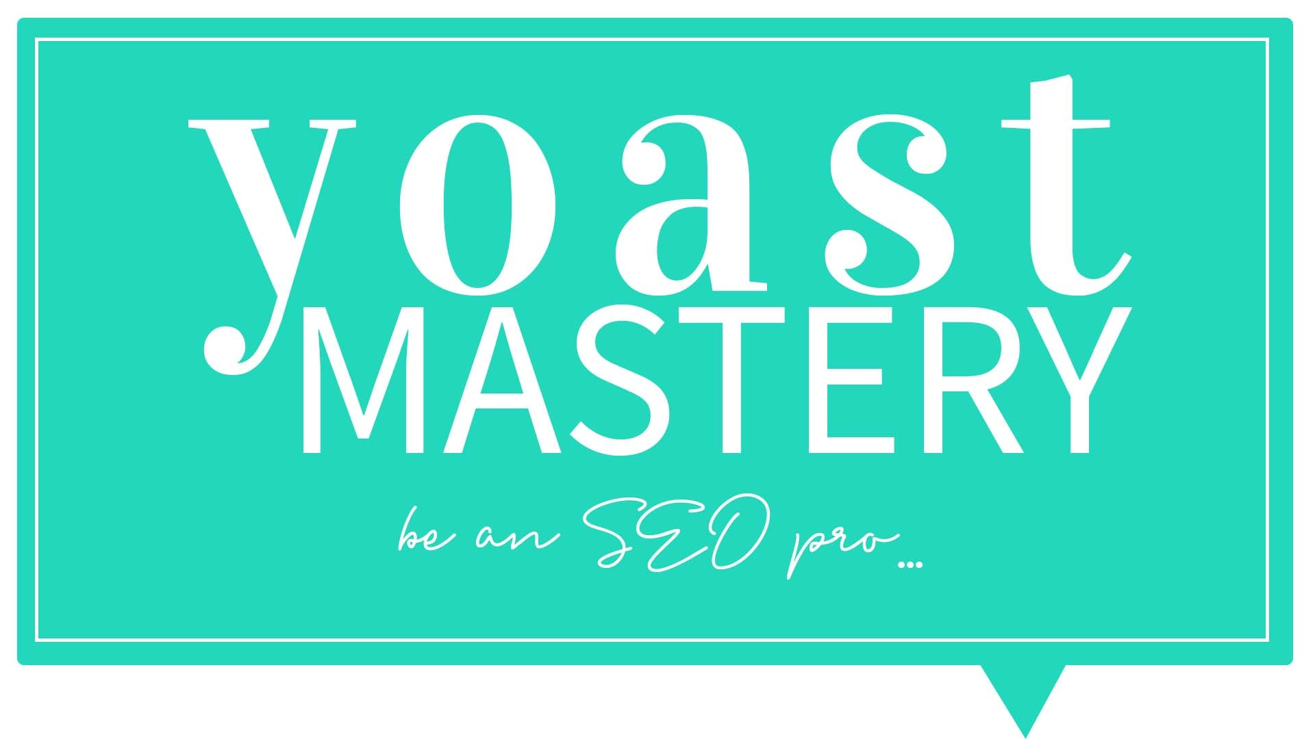 Yoast course