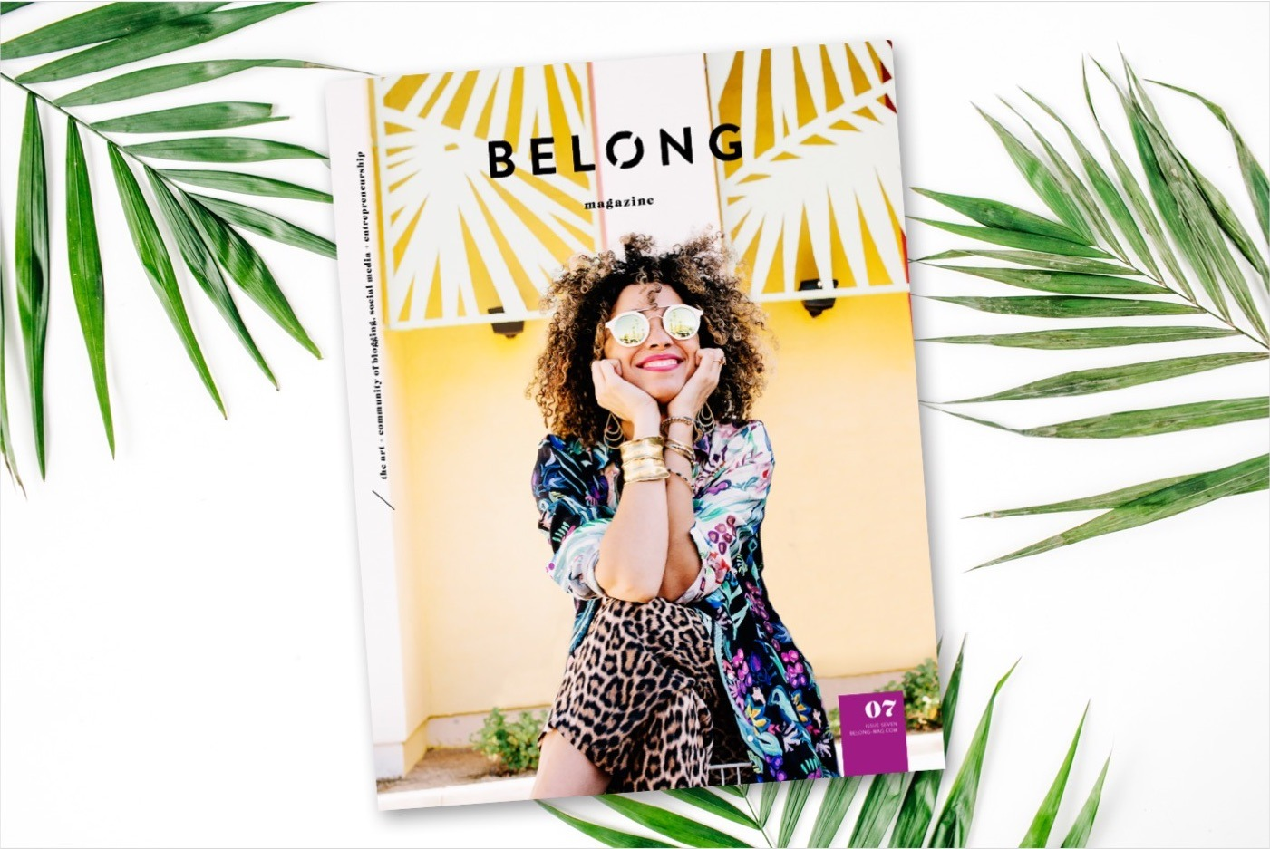 Belong Magazine!