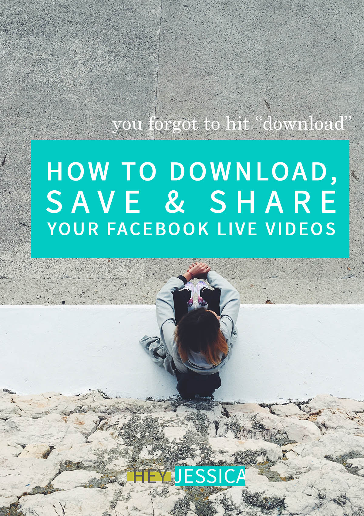 how to download facebook live videos