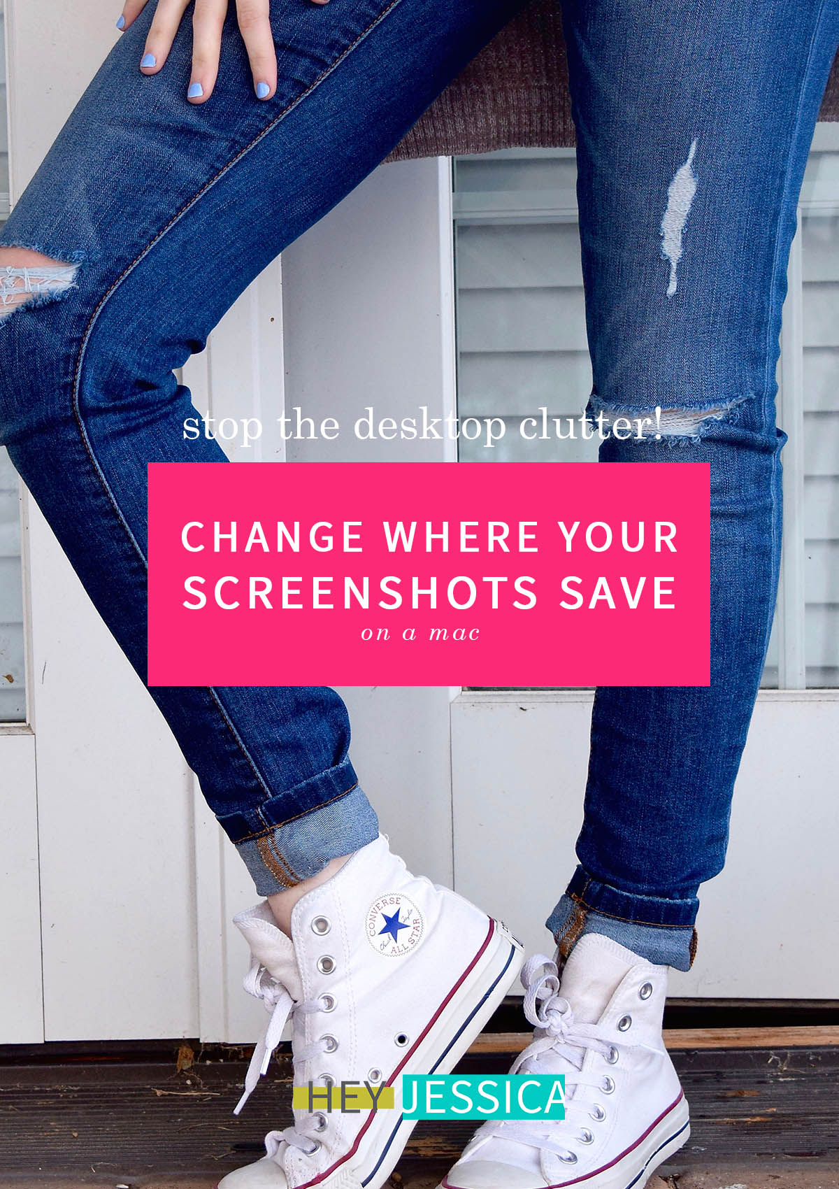 Change where screenshots save | Hey Jessica | Free Content on the Blog