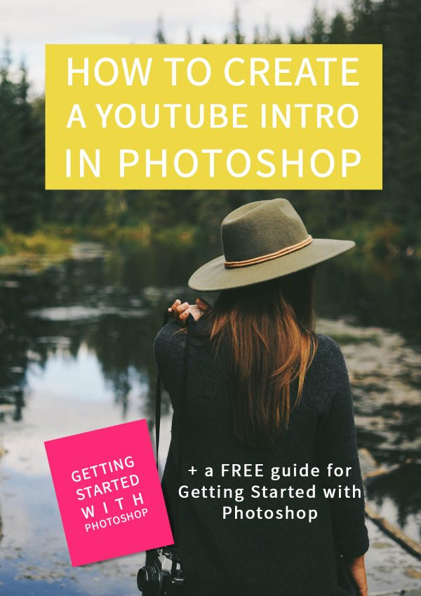 How to Create a YouTube Intro in Photoshop