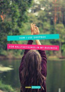 Using Dropbox for #allthethings
