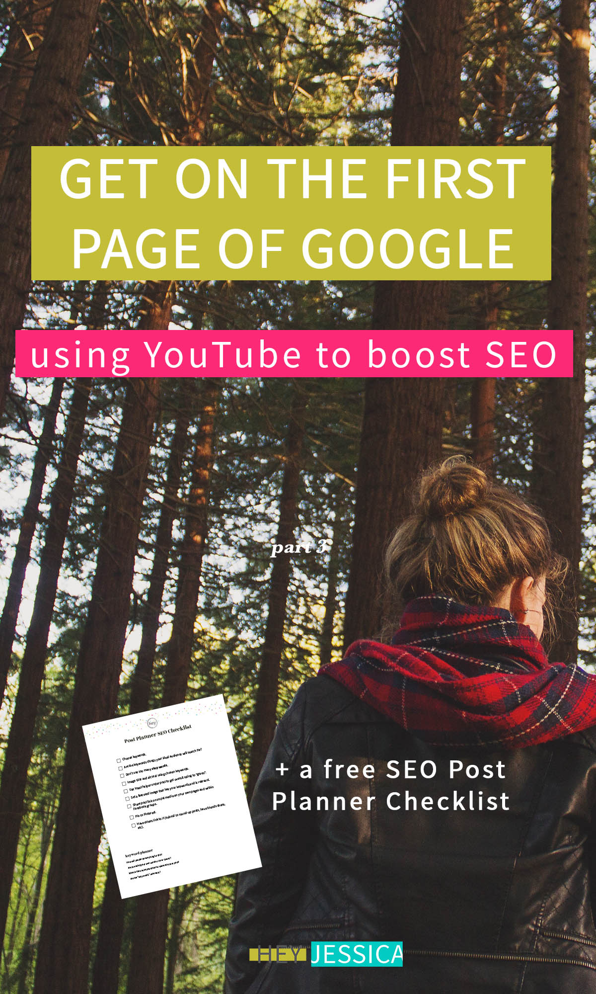 using youtube to increase SEO