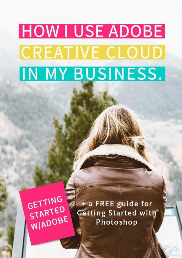 use adobe creative cloud in business