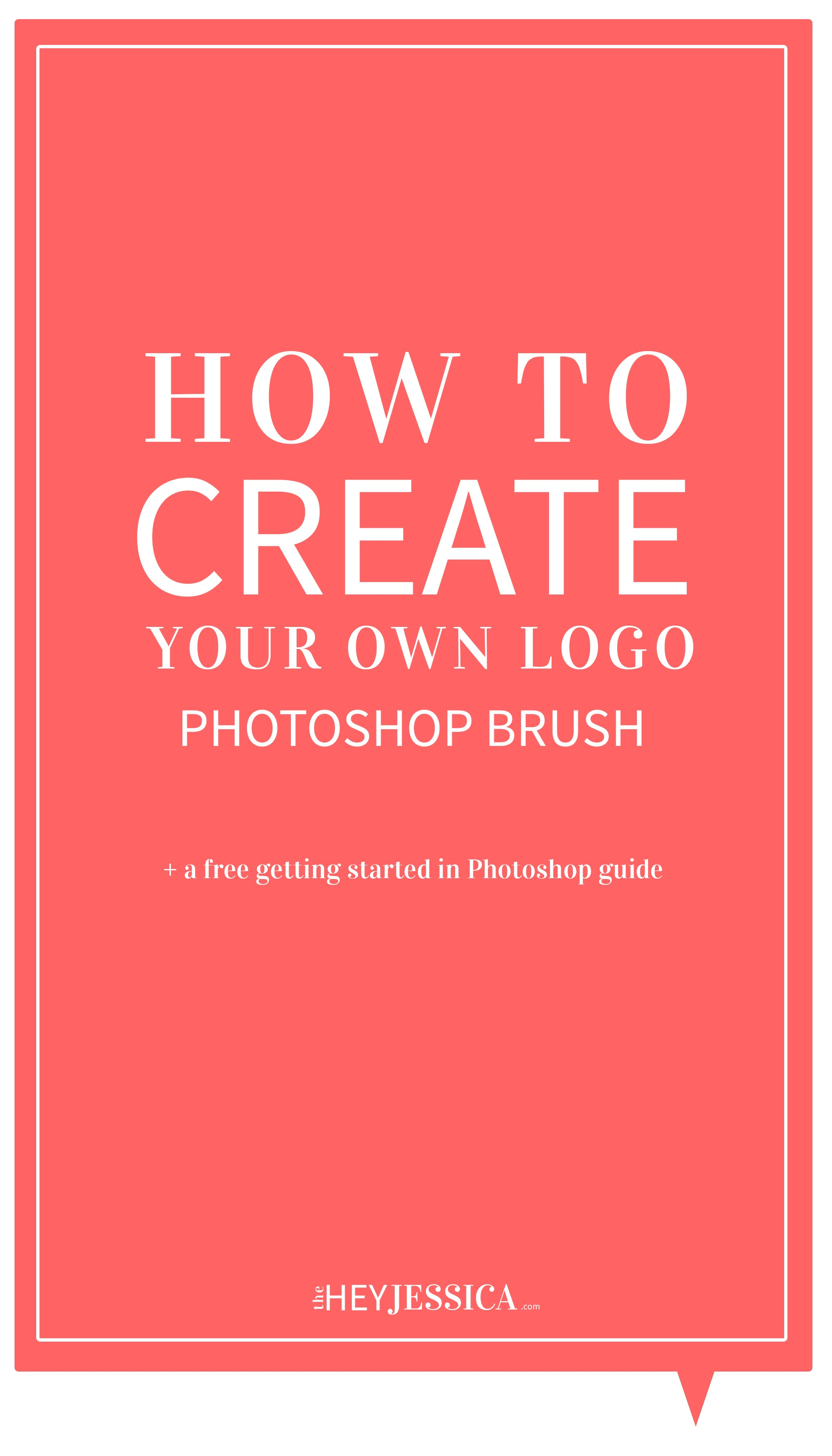 how to create a photoshop brush