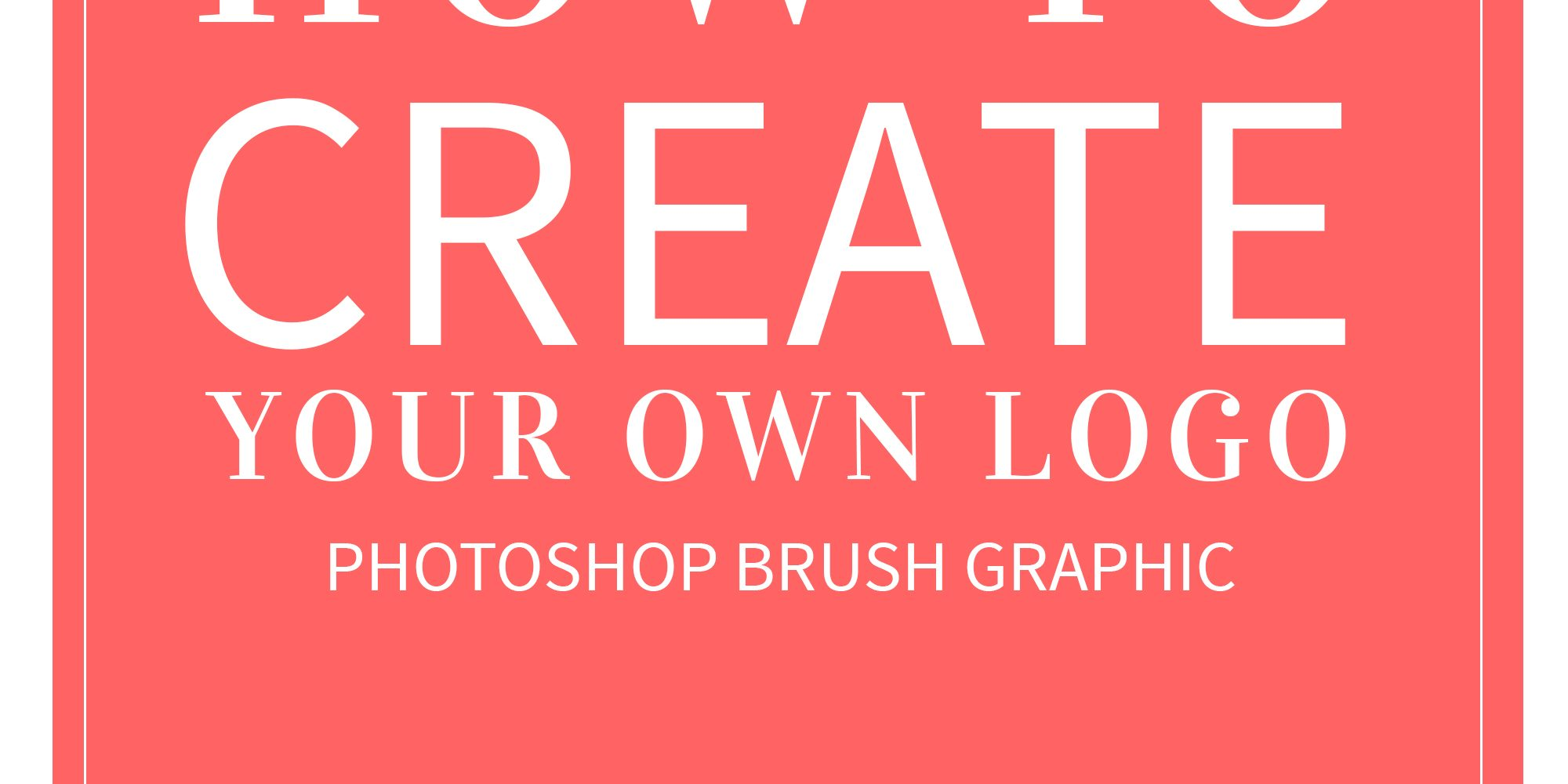 Create a photoshop brush