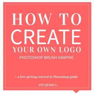 How to make your own Photoshop brush