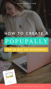How to Create a PopUpAlly Box