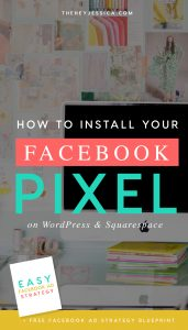 How to Install Your Facebook Pixel on Squarespace or WordPress