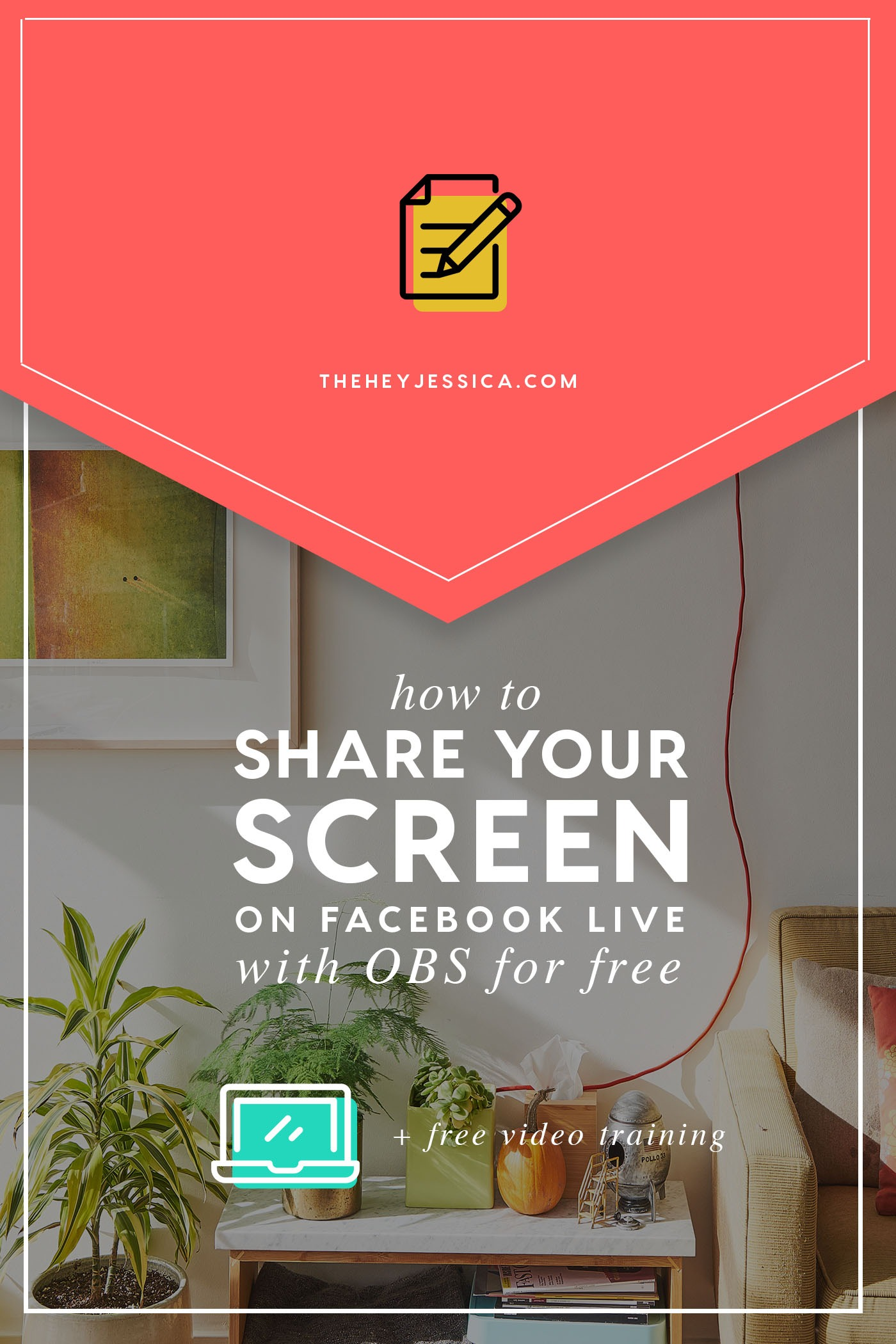How to Share Your Screen on Facebook Live with OBS