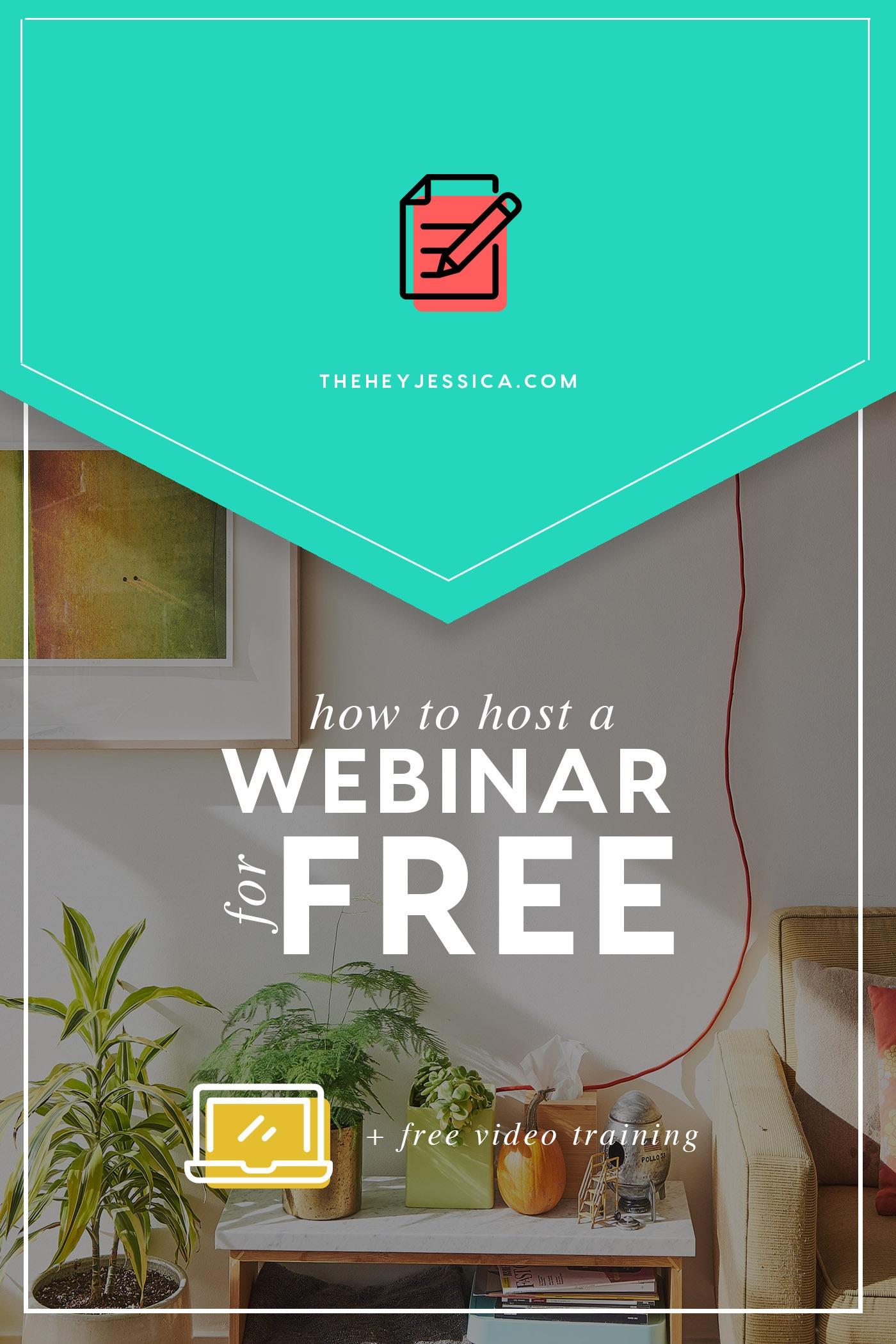 How to Host a Webinar on YouTube for FREE | Jessica Stansberry