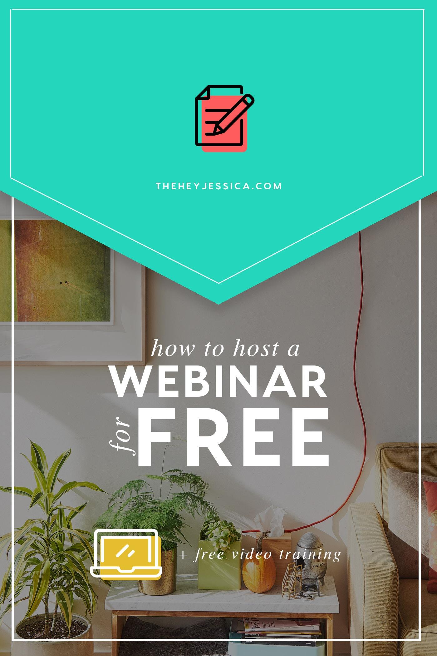 webinar for free