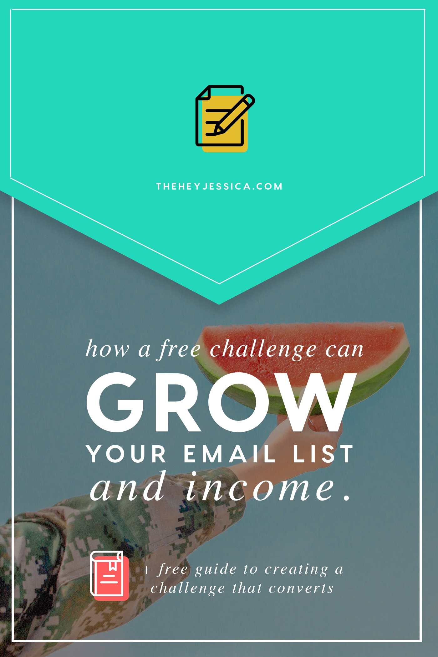 How a FREE CHALLENGE can grow your email list and your income