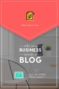 Why your business NEEDS to be blogging