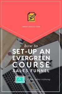 Evergreen Course with ConvertKit