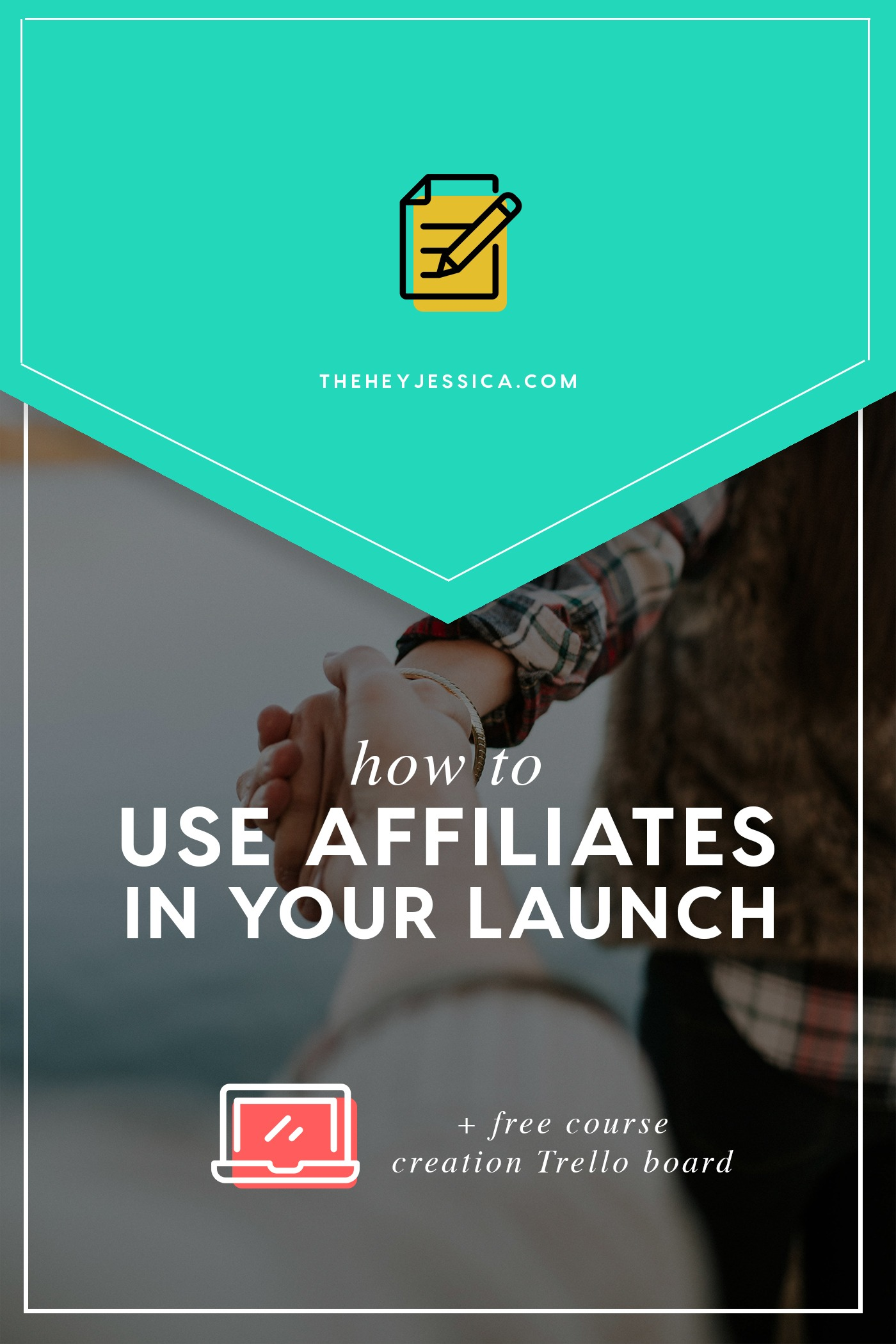 Redirect affiliate Thinkific