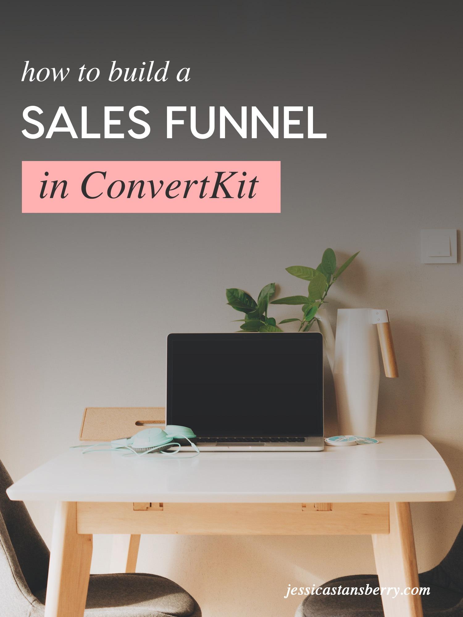 Sales Funnel ConvertKit