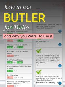 Butler for Trello