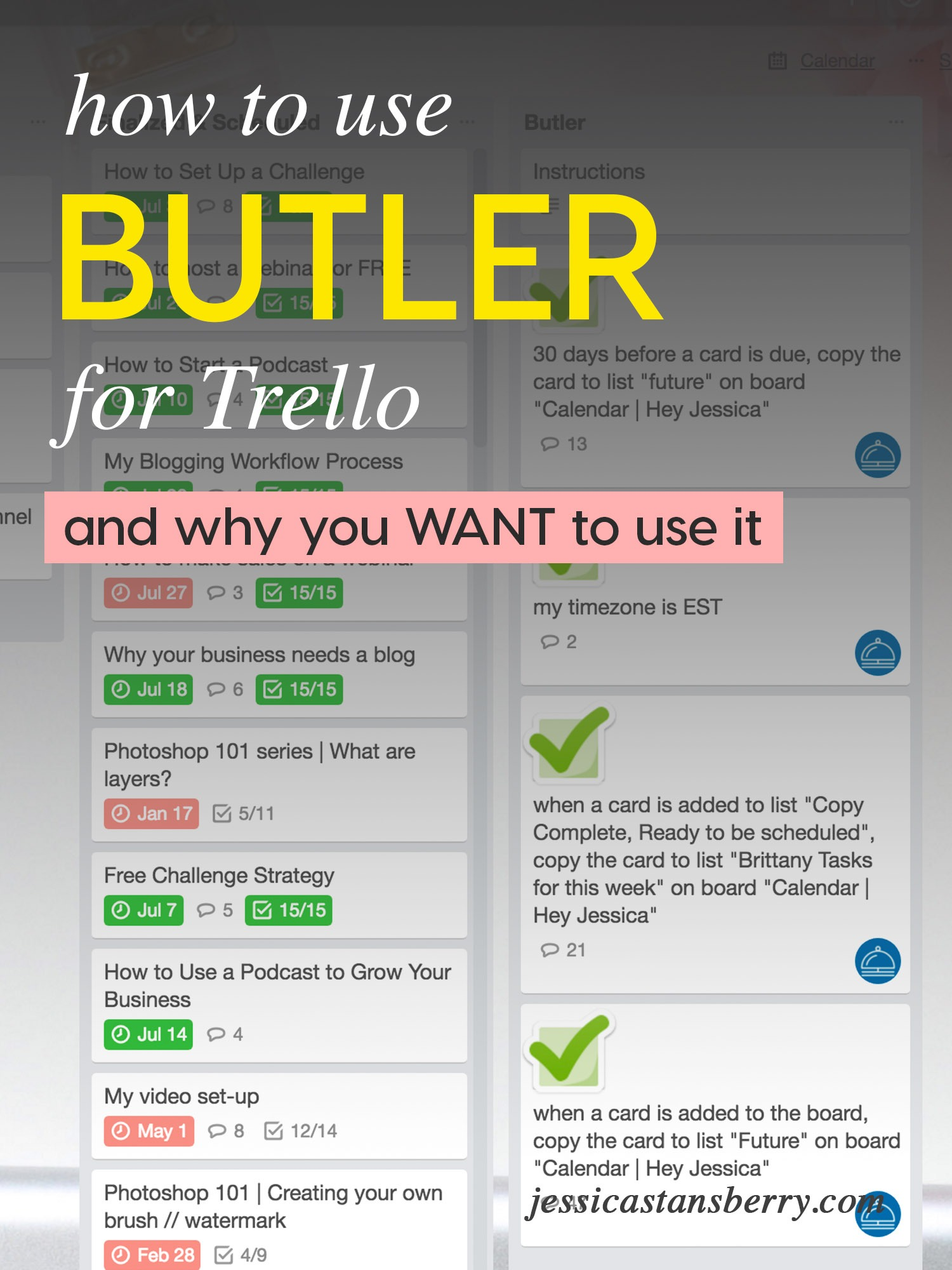 butler for trello