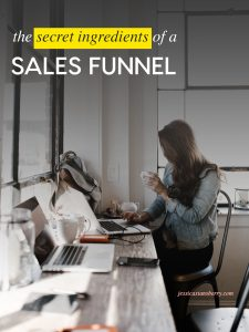 What goes into a Sales Funnel?