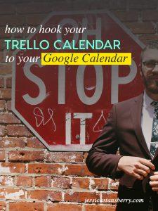 How to Sync Trello Tasks to Google Calendar