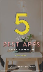 5 of the Best iPhone Apps for Entrepreneurs