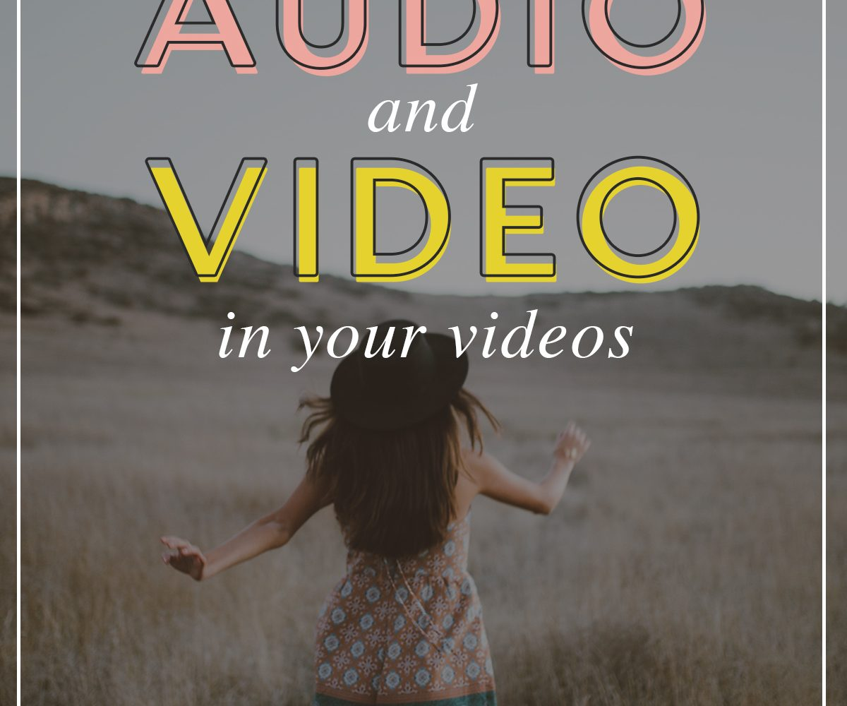 Sync Audio with Video
