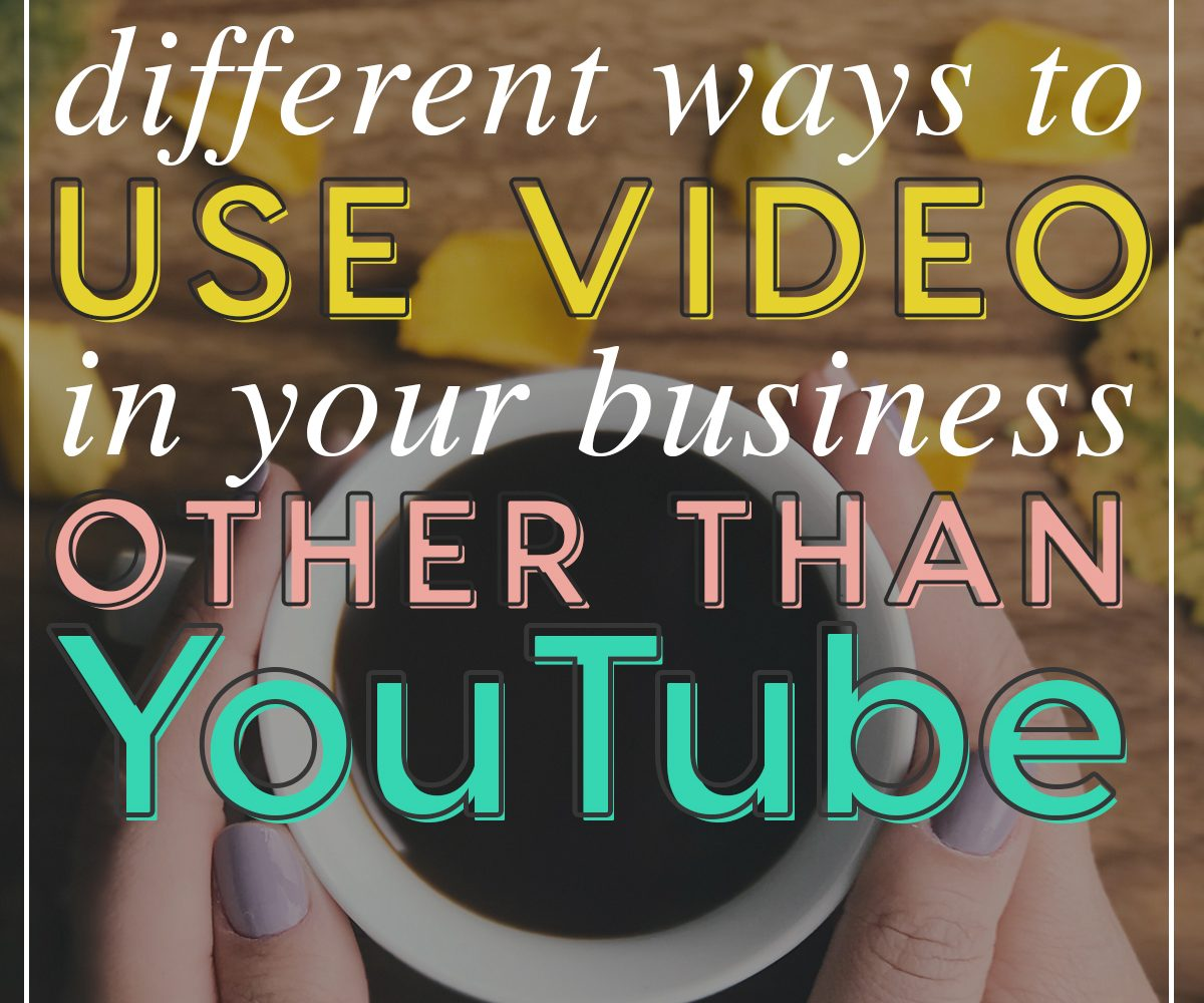 How to use video business