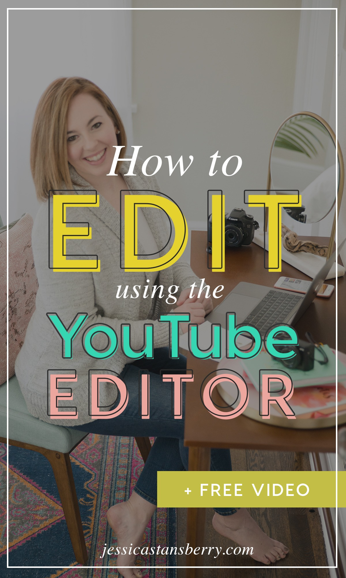 Editing in YouTube