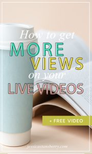 How to Get More Views on Your Live Videos