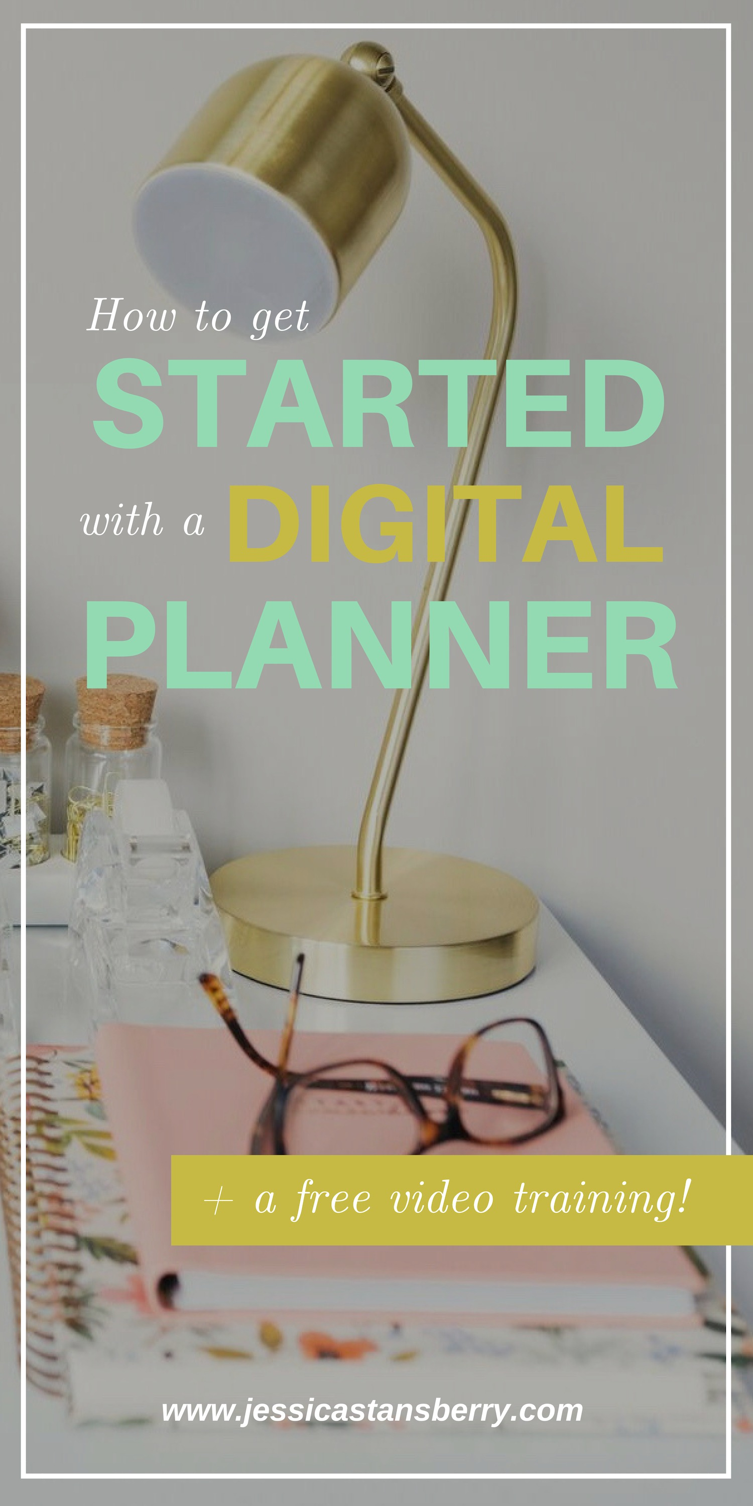 use your iPad for a planner