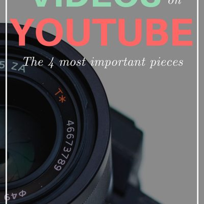 How to Rank Videos on YouTube | The 4 MOST IMPORTANT pieces