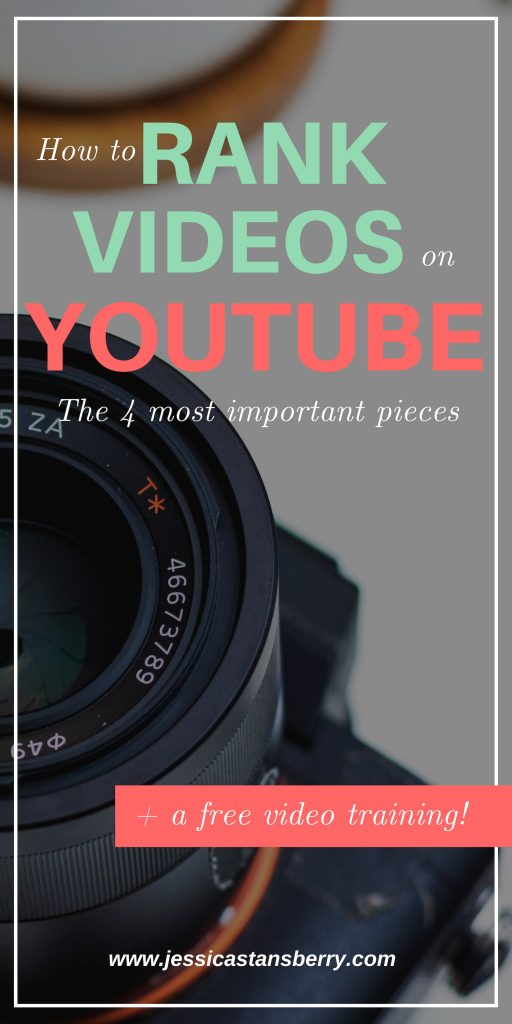 Ranking Videos on YouTube